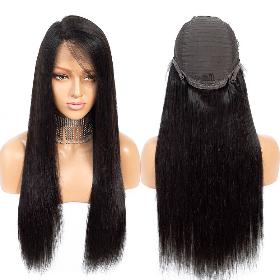 13x4 HD Lace Front Wigs Product Cap Show