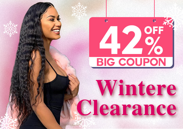42% Off Human Hair Lace Wig