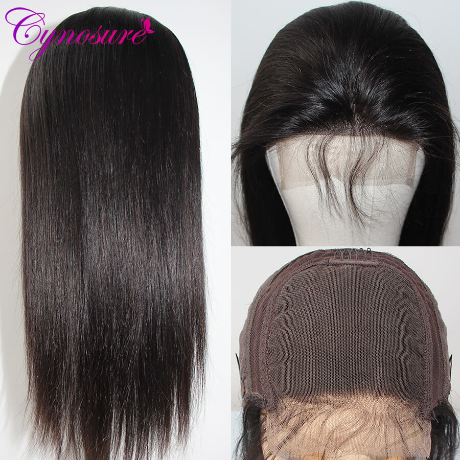 Cynosure short straight wigs with bangs