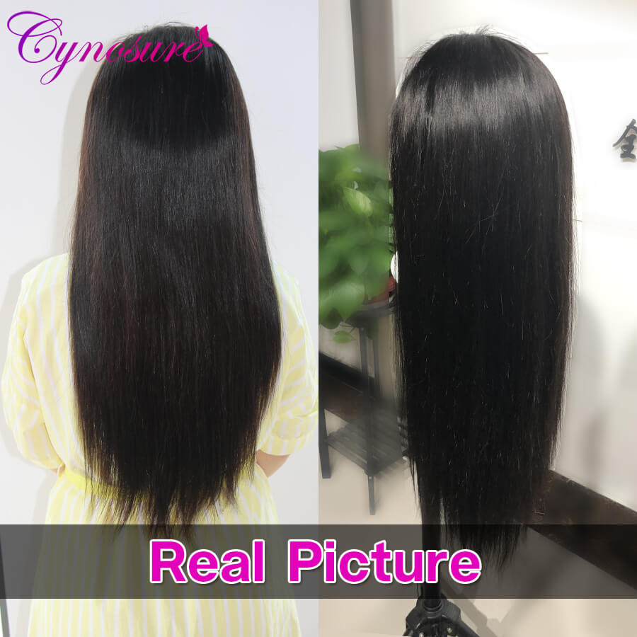 Cynosure straight hair wigs