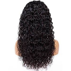 Cynosure Brazilian water wave lace front wig